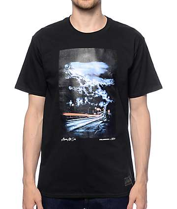 Forty Ninth Supply Co William Bondiv Photo Black T-Shirt