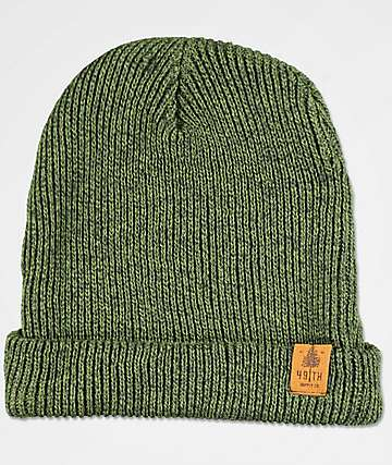 Forty Ninth Supply Co. Mills gorro verde