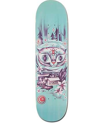 "Foundation Spencer Woodwraith 8.25"" Skateboard Deck"
