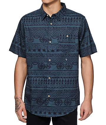 Fourstar Kennedy Button Up Shirt