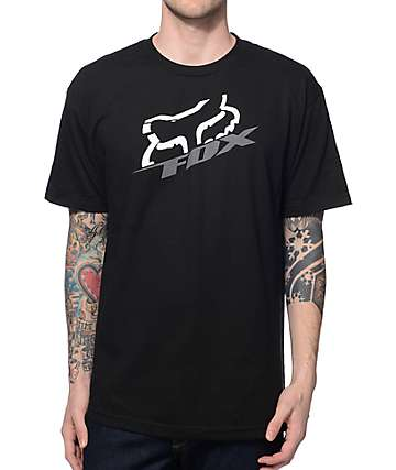 Fox Instant Black T-Shirt