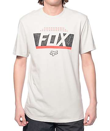 Fox Libra Grey T-Shirt
