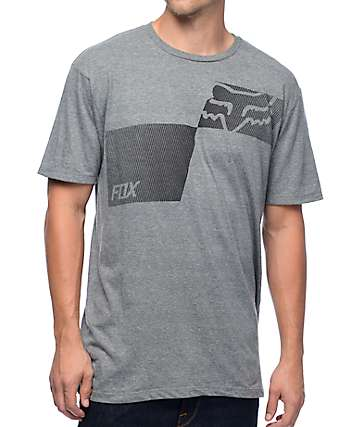 Fox Re Dialed Grey T-Shirt