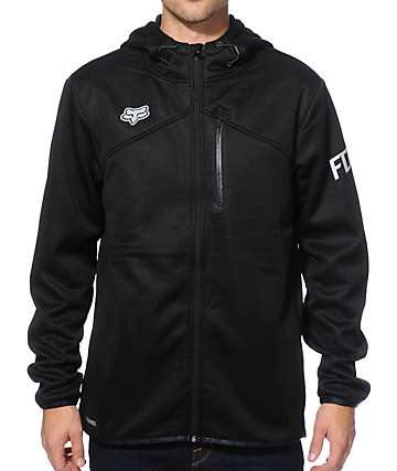 Fox Thermabond Thread Tech Fleece Zip Up Hoodie
