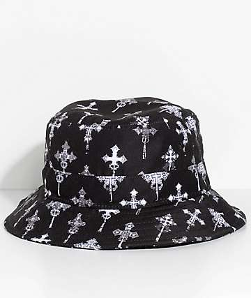 Frank 151 Island Vibe Black Bucket Hat