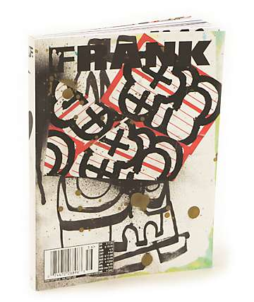 Frank151 x Frost x MQ Chapter 56 Zine