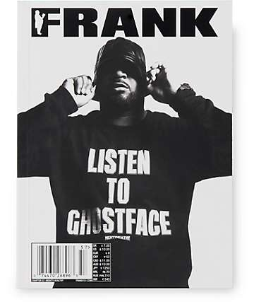 Frank151 x Mighty Healthy Zine