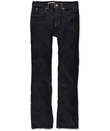 Free World Boys Messenger New Indigo Skinny Jeans