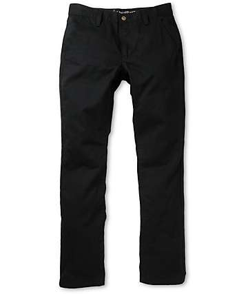 Free World Drifter Stay Press Slim Fit Chino Pants