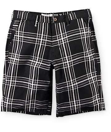 Free World Gaelic Plaid Shorts