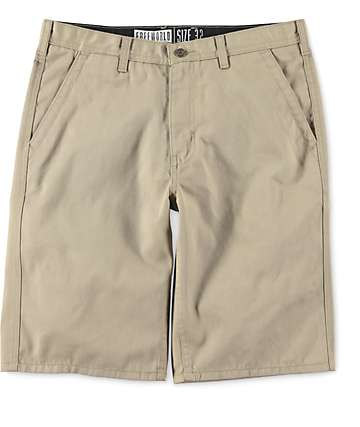 Chino Shorts at Zumiez : CP