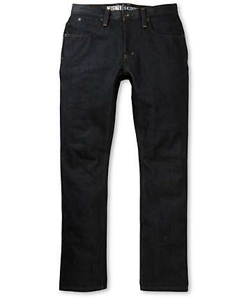 Free World Messenger Basic Blue Skinny Fit Jeans