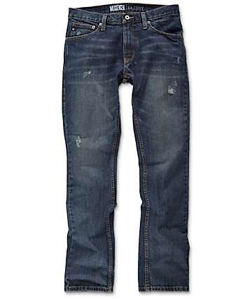 Free World Messenger Pacific Skinny Jeans