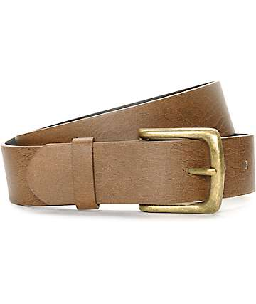 Free World Mingler Brown Belt