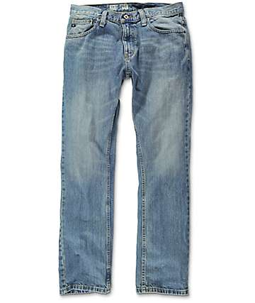Free World Night Train Daytona Regular Fit Jeans