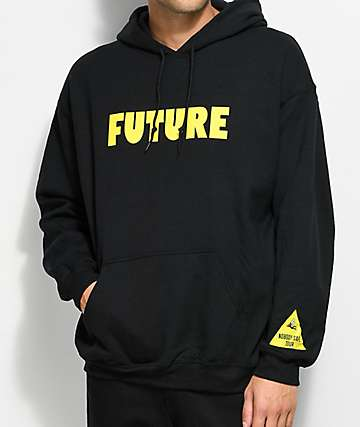 Freebandz Nobody Safe Future Black Hoodie