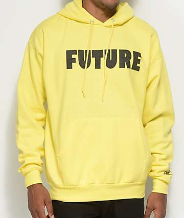 Freebandz Nobody Safe Future Yellow Hoodie