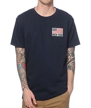 Freedom Artist Fuck Yeah T-Shirt