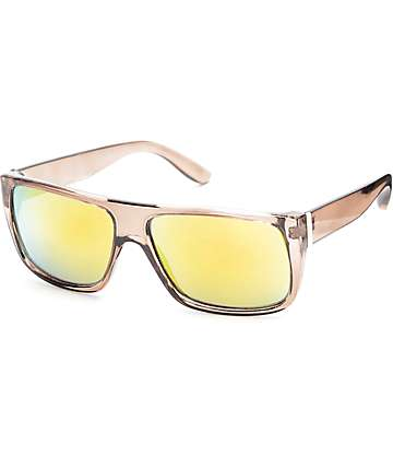 Freedom Light Brown Sunglasses