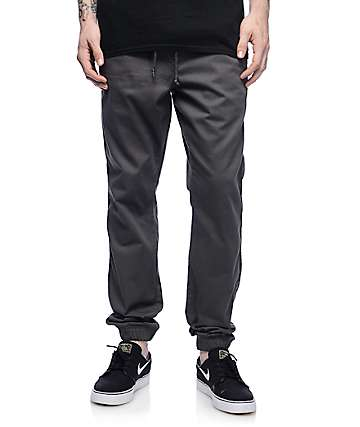 Freeworld Remy Charcoal Jogger Pants