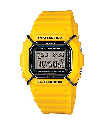 G-Shock DW5600P-9 90s Protector Digital Watch