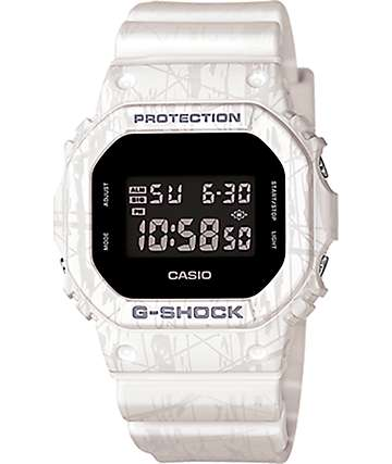G-Shock DW5600SL-7 Digital Watch