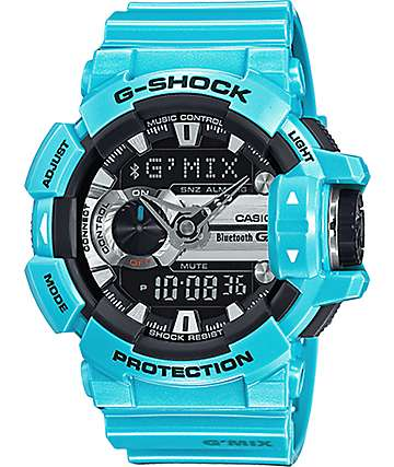 G-Shock G'MIX GBA400-2C Bluetooth Watch
