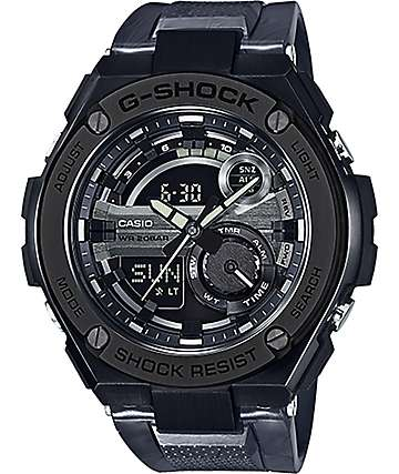 G-Shock G-Steel GST210M-1A Mix Mold Silver Watch