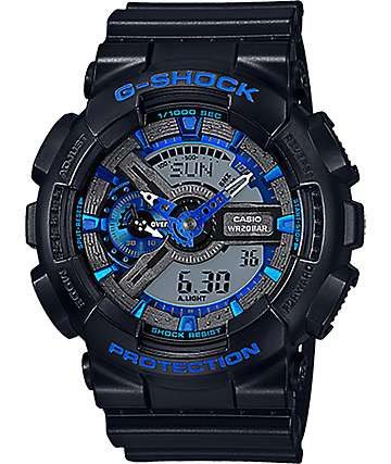 G-Shock GA-110CB-1A Blue Theme Watch