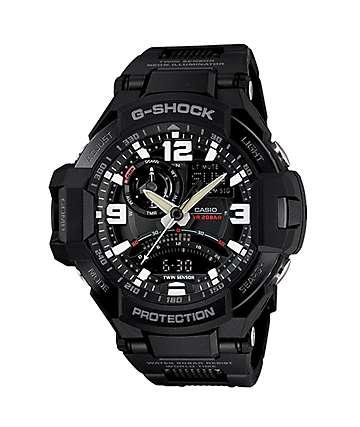 G-Shock GA1000-1A G-Aviation Digital Watch