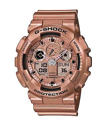 G-Shock GA100GD-9A Watch