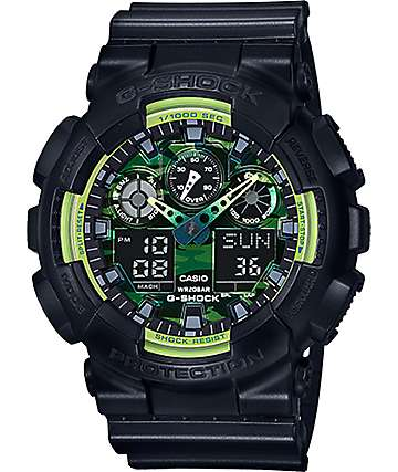 G-Shock GA100LY-1A Illumi Series Watch