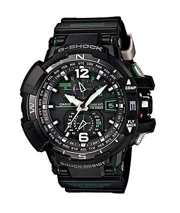 G-Shock GA1100-1A3 G-Aviation Digital Watch
