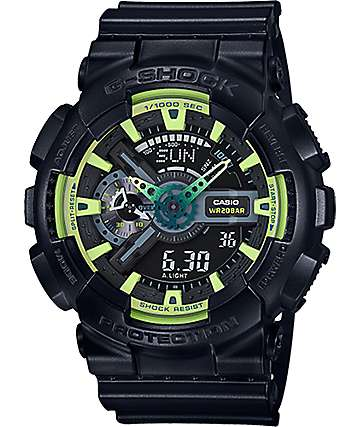 G-Shock GA110LY-1A Illumi Series Watch