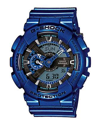 G-Shock GA110NM-2A Metallic Watch