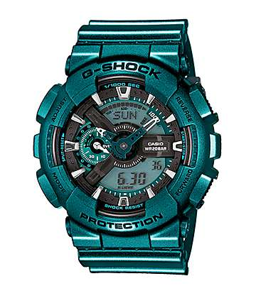 G-Shock GA110NM-3A Metallic Watch