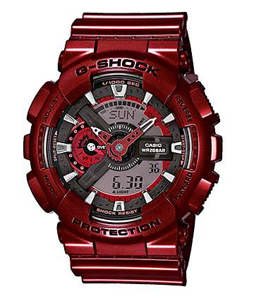 G-Shock GA110NM-4A Metallic Watch
