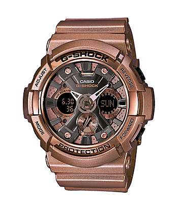 G-Shock GA200GD-9B Watch