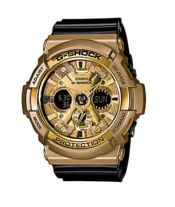 G-Shock GA200GD-9B2 Watch