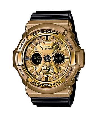 G-Shock GA200GD-9B2 Watch
