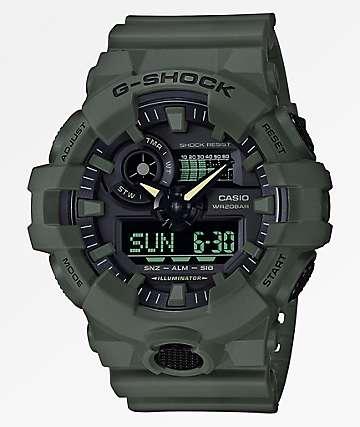 G-Shock GA700-UC reloj en verde olivo