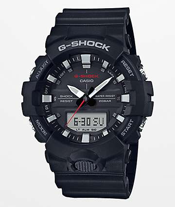 G-Shock GA800-1A Black Watch