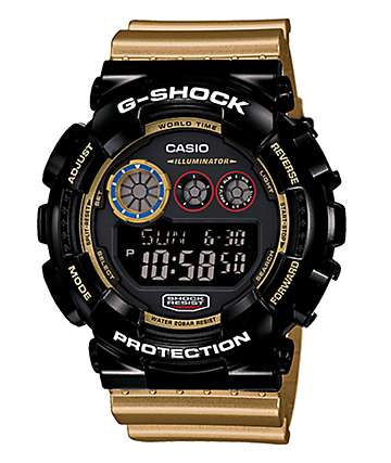 G-Shock GD120CS-1 Digital Watch