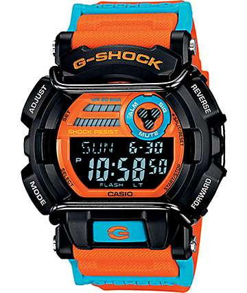 G-Shock GD400DN-4 Digital Watch