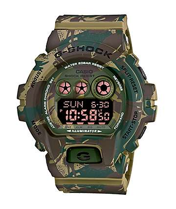 G-Shock GDX6900MC-3 Woodland Camo Watch
