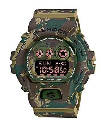 G-Shock GDX6900MC-3 Woodland Camo Watch