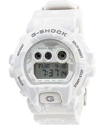 G-Shock GDX6900MC Snow Camo Watch