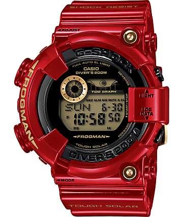 G-Shock GF8230A-4 Frogman LTD 30th Anniversary Watch
