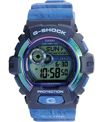 G-Shock GLS8900AR-2 Aurora Winter G-Lide Digital Watch