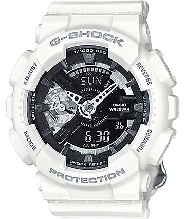 G-Shock GMAS110CW-7A1 Watch